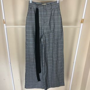 NWOT ModCloth Pinstriped Pants